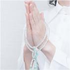 数珠の持ち方 浄土真宗
