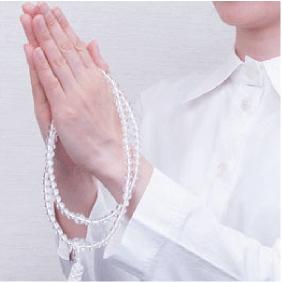 数珠の持ち方 曹洞宗