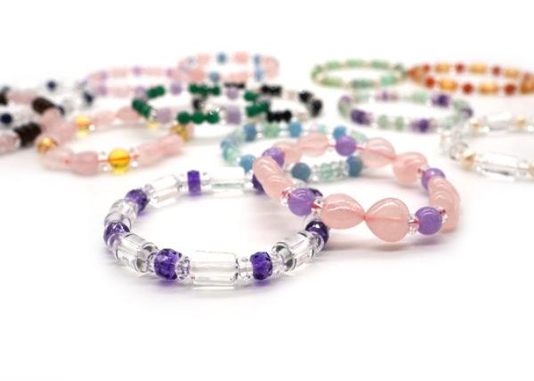 数珠の選び方 12.腕輪念珠ではいけませんか。