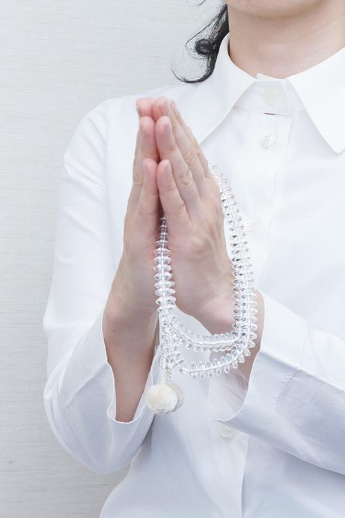 山田念珠堂天台宗数珠の持ち方