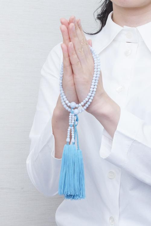山田念珠堂浄土真宗本願寺派数珠の持ち方