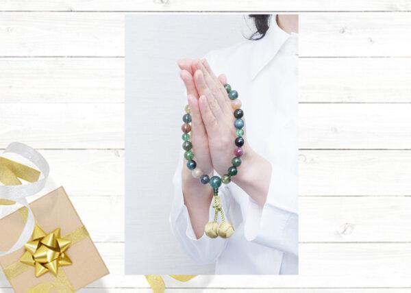 数珠の選び方8. 数珠を贈りたいと思いますが。