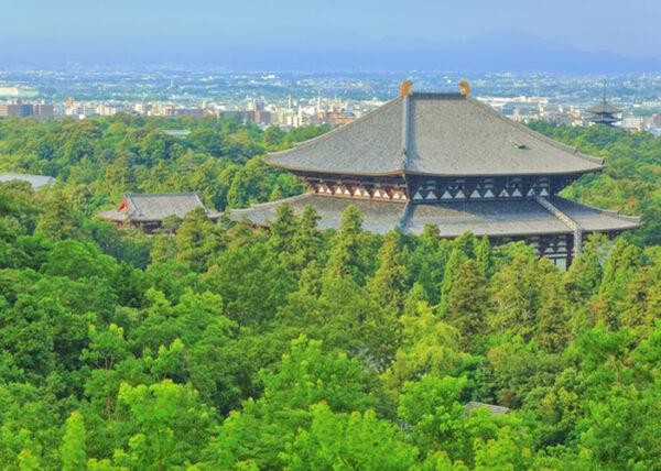 数珠の歴史(8) 東大寺に見る数珠