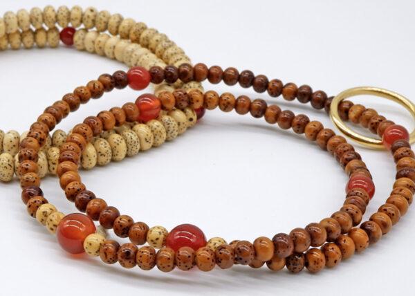 山田和義 数珠の話(8)星月菩提樹 砂籐子と紅籐子